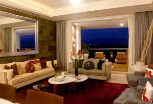 3 Bedroom Presidential Luxury Suite